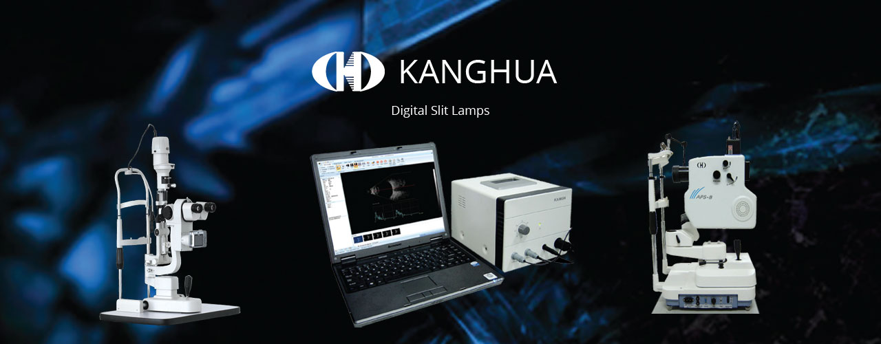 Kanghua - Digital Slit Lamps