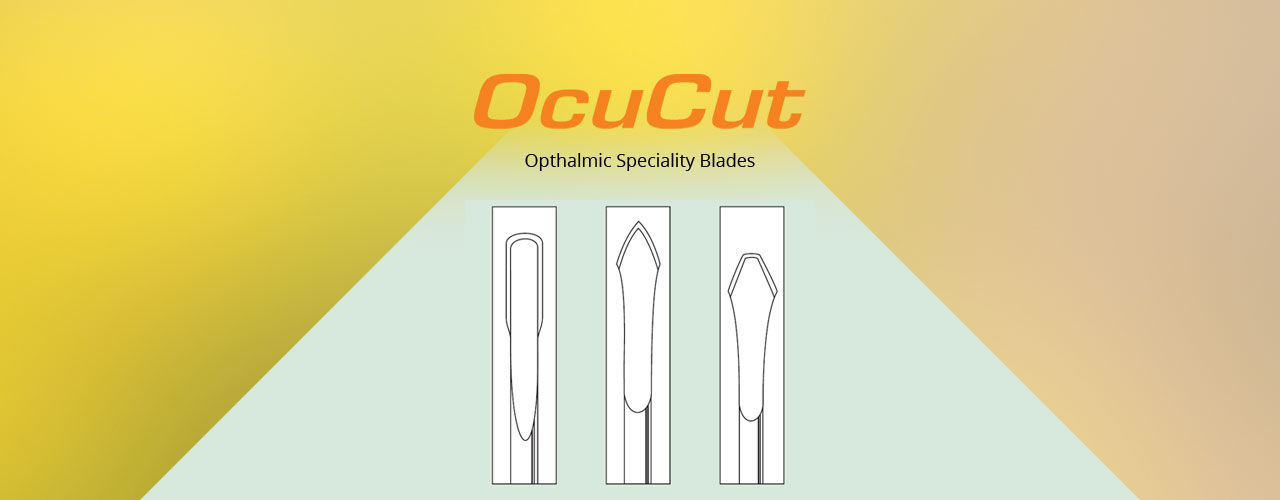 Ocucut - Opthalmic Speciality Blades